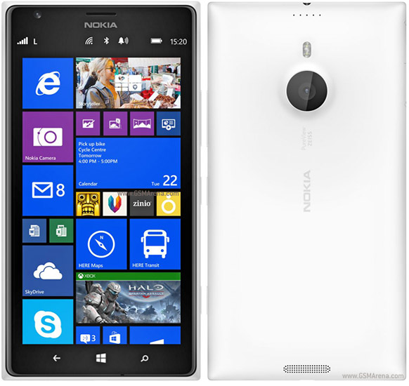 My Glance at Google Nexus 5 and Nokia Lumia 1520