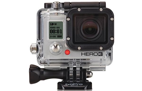 10 Gadget Gifts - GoPro Hero 3