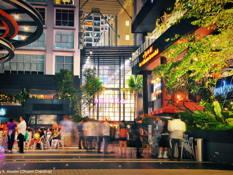 Publika Solaris Dutamas – Night Photography