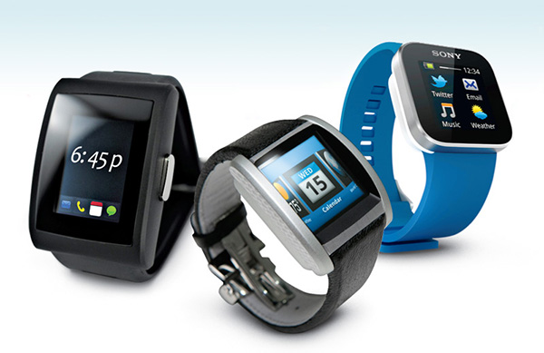 10 Gadget Gifts - SmartWatches
