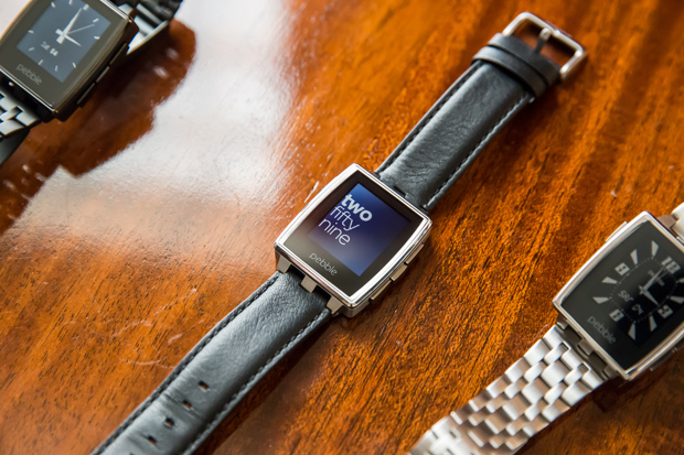 Pebble Steel – A Solid Upgrade