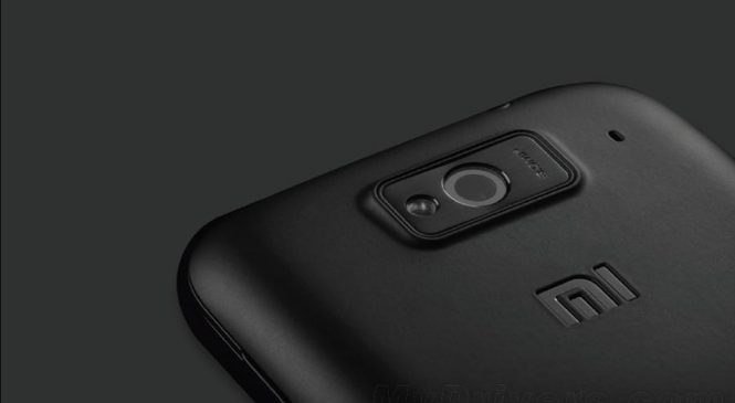 Photo of Mysterious New Xiaomi Phone Leaked