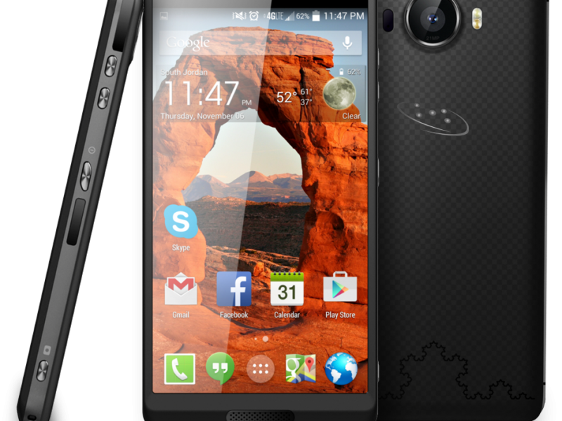 Saygus V2 – The Phone That Sets The Bar For 2015