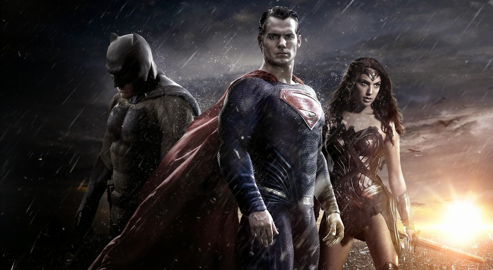 All Of Batman vs Superman Trailer Edited Into One Chronological Footage