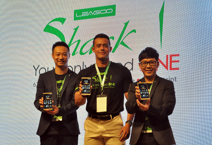 Affordable LEAGOO Shark 1 Smartphone Announced