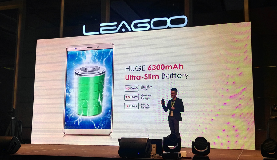 LEAGOO Media Launch - Shark 1