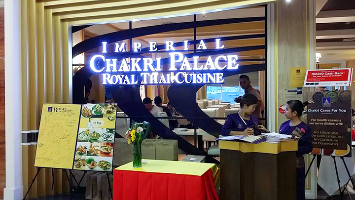 Chakri Palace KLCC