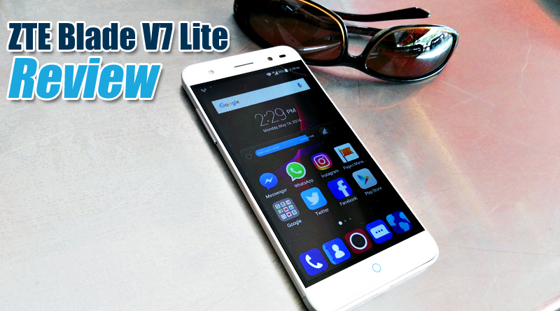 ZTE Blade V7 Lite – The New Kid in Town