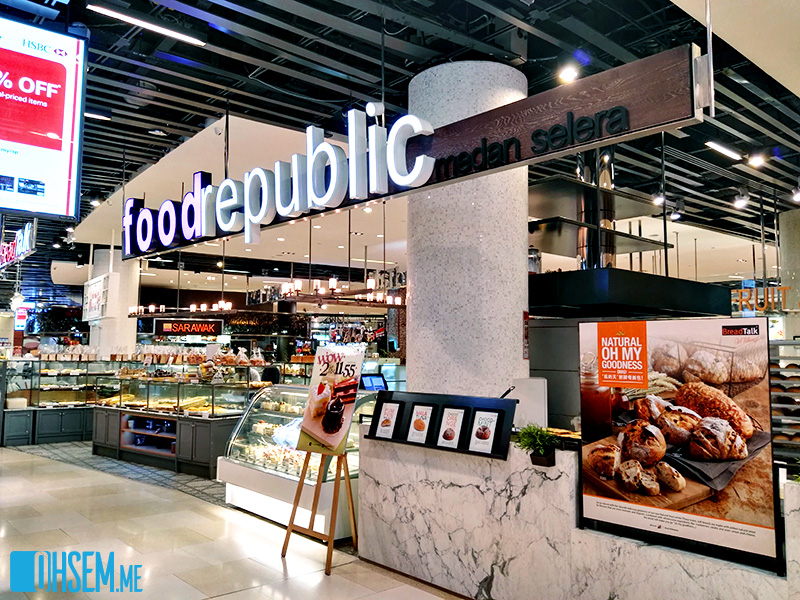 Food Republic, Pavilion KL