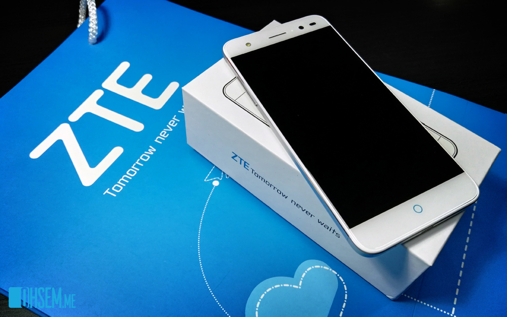 New kid in town - ZTE Blade V7 Lite