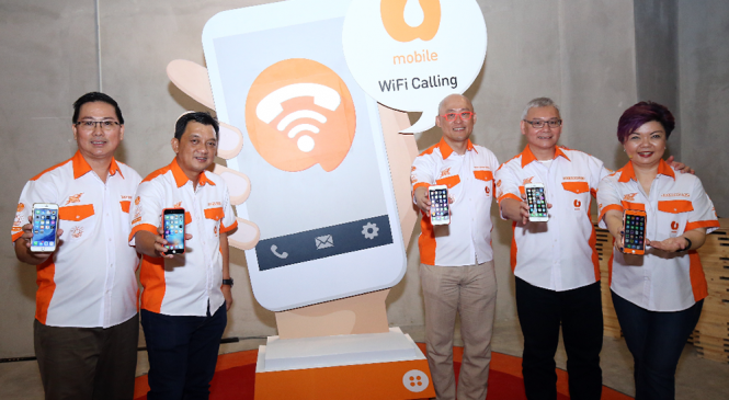 WiFi Calling – Another First From U Mobile
