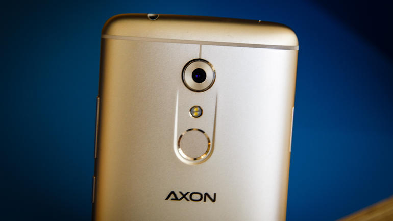 ZTE Has A New Beast – Introducing Axon 7