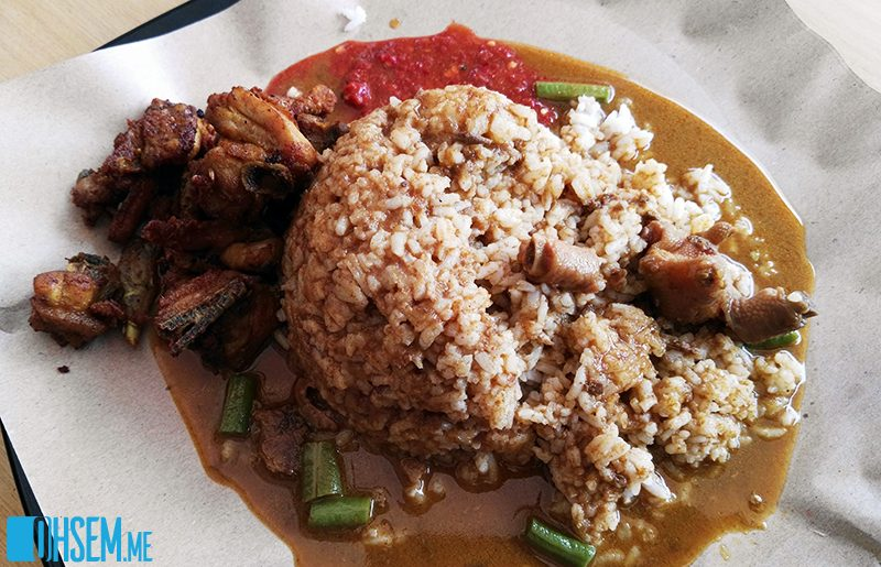 Simple Food That is Cheap and Delicious at D'Wok Cafe Sunway