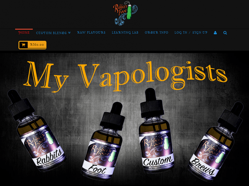 Now You Can Brew Your Own E-Juice at MyVapologists.com