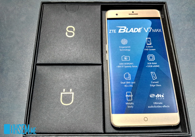 recurring costs zte blade max charger may