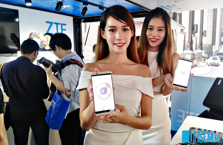 PR: ZTE Launched Their New Axon 7 Flagship Phone