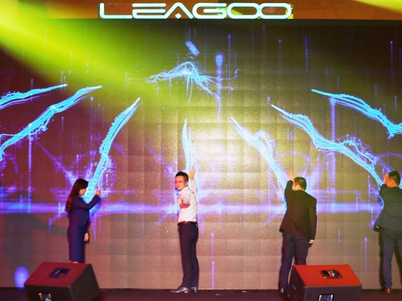 LEAGOO Launches New Brand Strategy for 2017