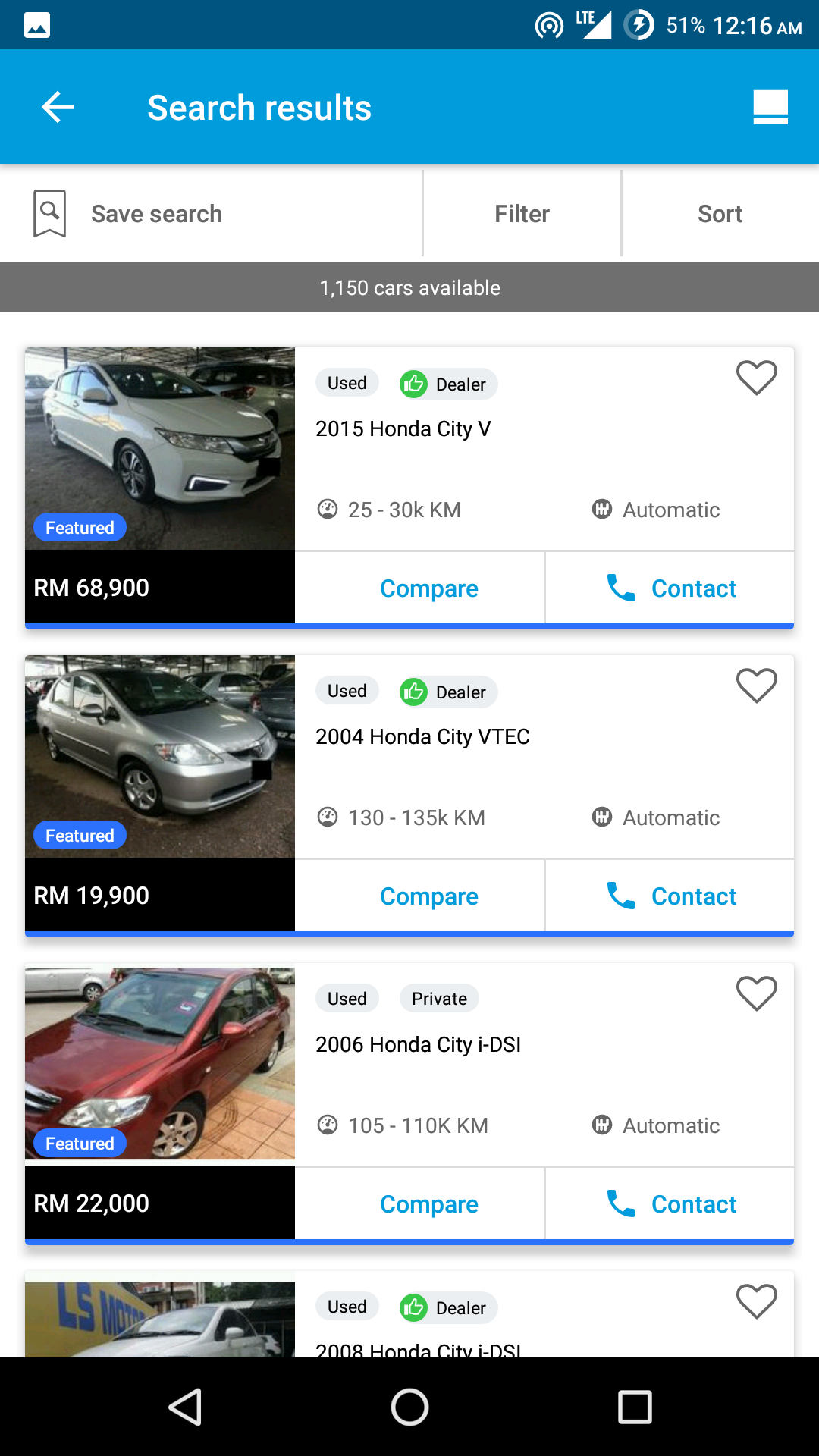 Buying a Car Becomes Easier With Carlist.my App | Ohsem.me