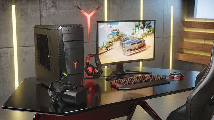 PR: Lenovo Unveils New Partnerships and Products at Gamescom 2017