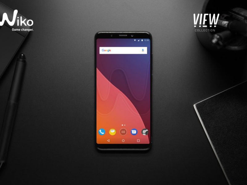Wiko's Near Bezel-less Phone Revealed – View and View Prime