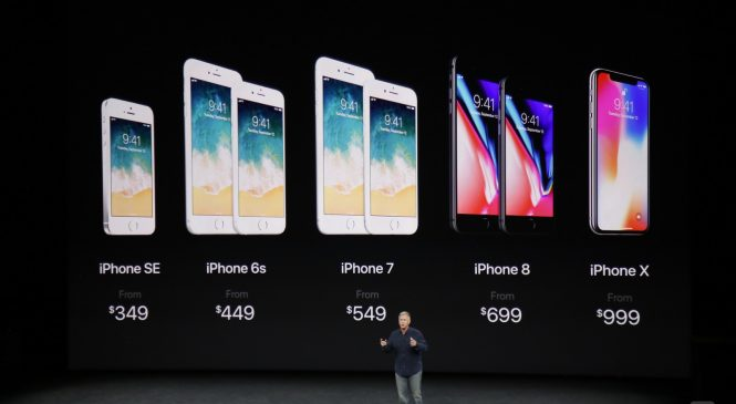 iPhone 8 and iPhone X Are Here And Here is How Much The Cost