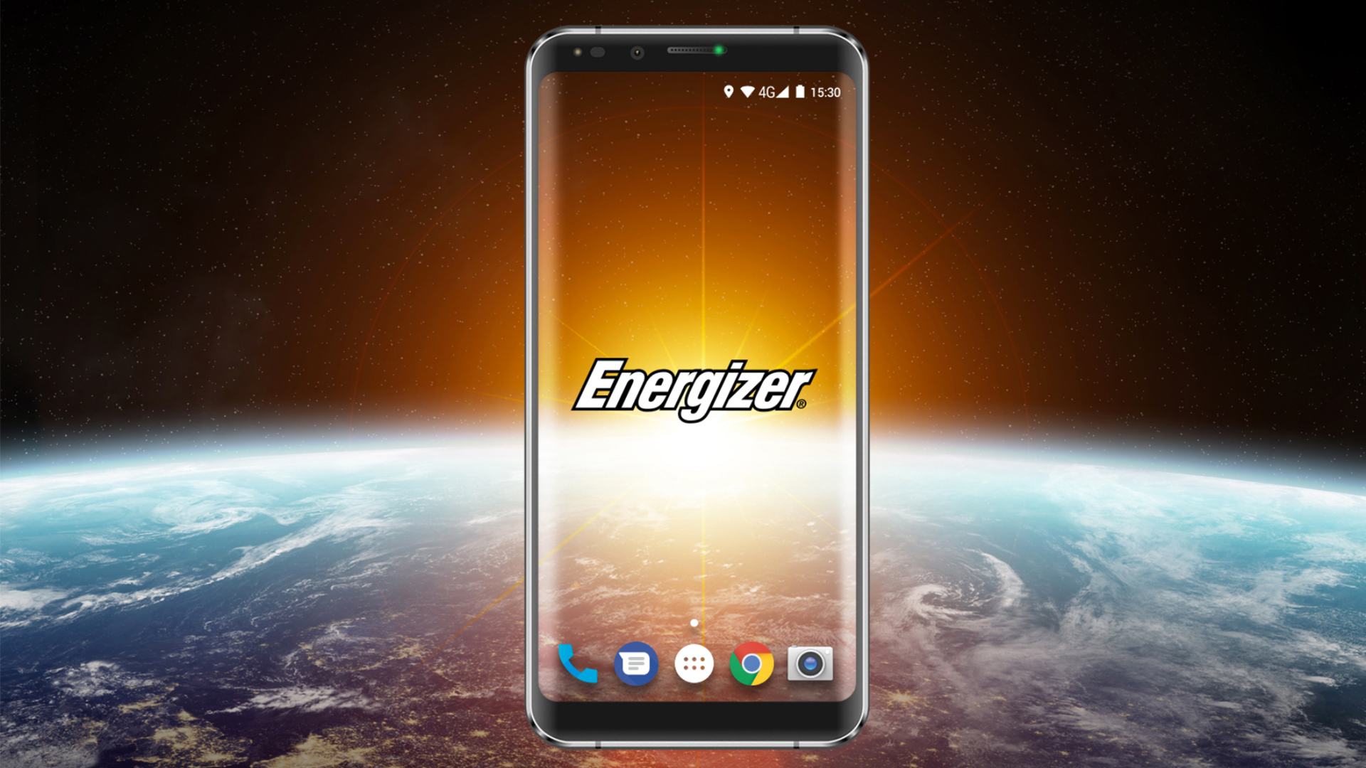 Energizer The Battery Company Announced POWER MAX P600S Smartphone