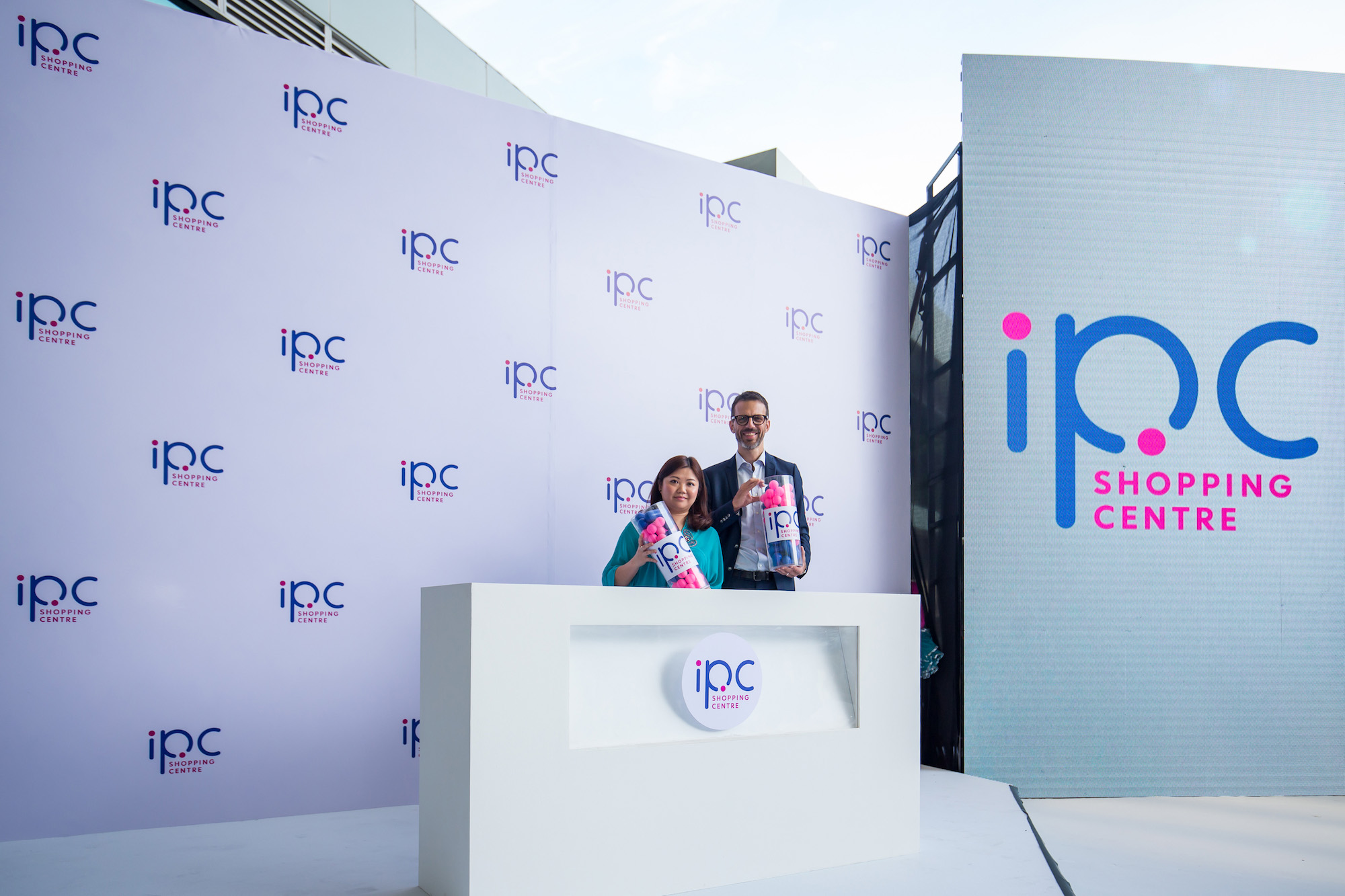 IPC Shopping Centre Relaunch