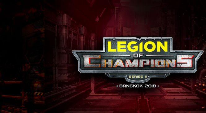 Lenovo's Legion of Champions Series II Grand Finale Kicks Off