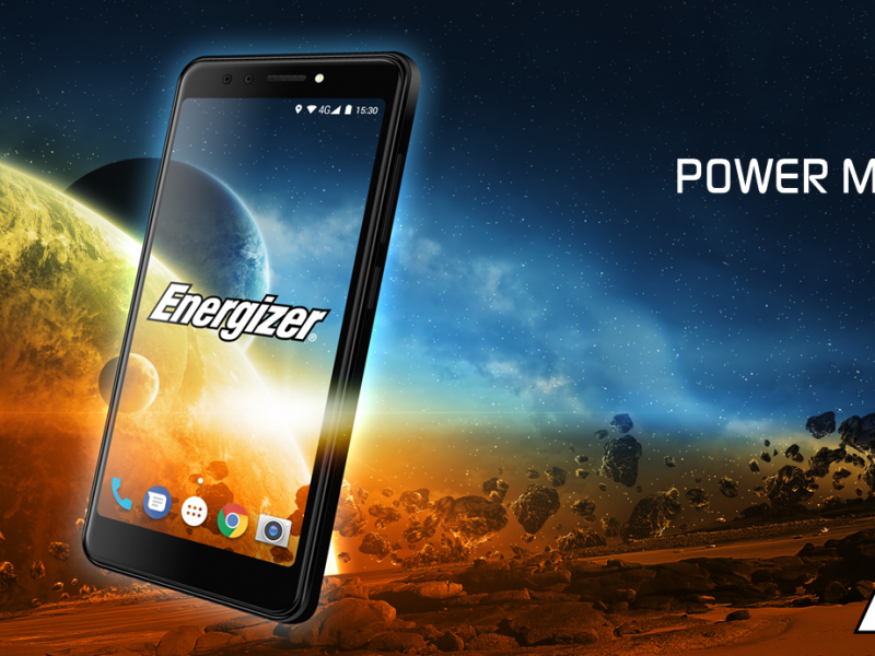Energizer Power Max P490S Launched With 4 Cameras