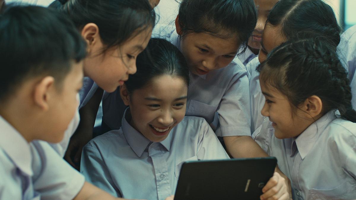 Samsung Smart School