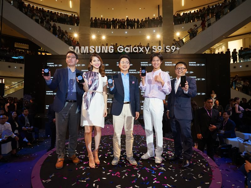 The New Samsung Galaxy S9 and S9+ Arrives in Malaysia
