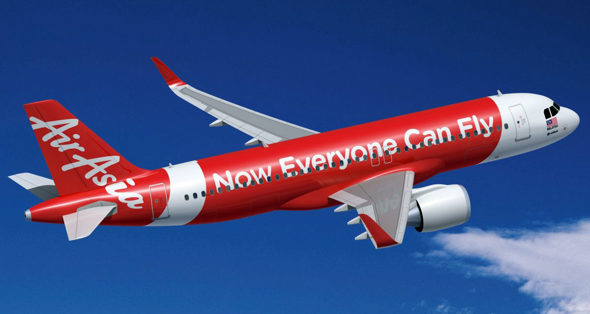 Flight Booking With AirAsia Airlines Made Easy