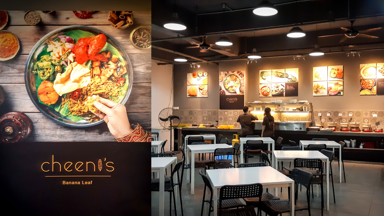 A Taste of Pure Obsessive Curry Disorder at Cheeni's Banana Leaf