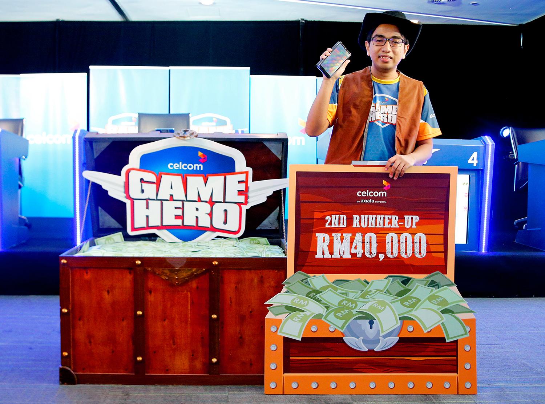 Celcom Game Hero Tournament - Kill Shot Legacy