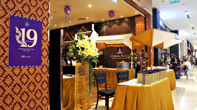 Chakri Palace Ramadhan Buffet