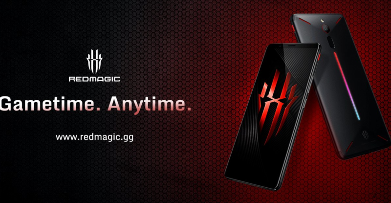 Enter The Red Magic Dimension, A Gaming Phone by Nubia