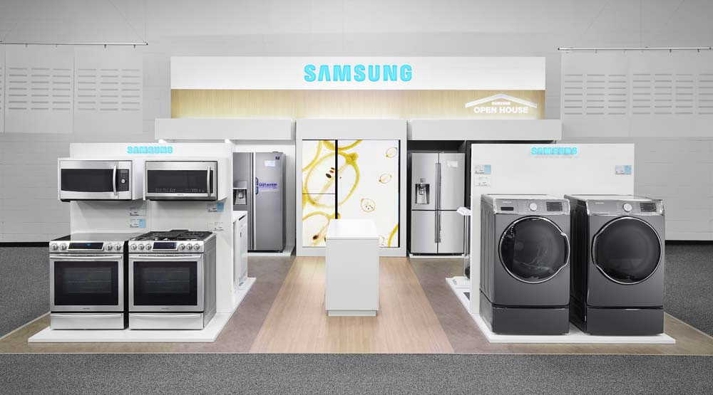 Samsung Kitchen Appliances India