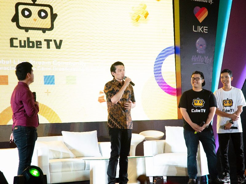 BIGO Launches Cube TV to Give Gamers a Step Up in eSport Arena