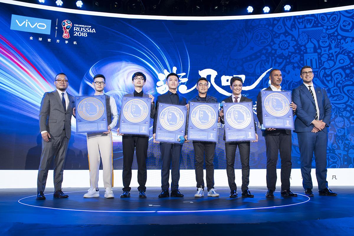 Vivo Announces 2018 FIFA World Cup Russia Campaign