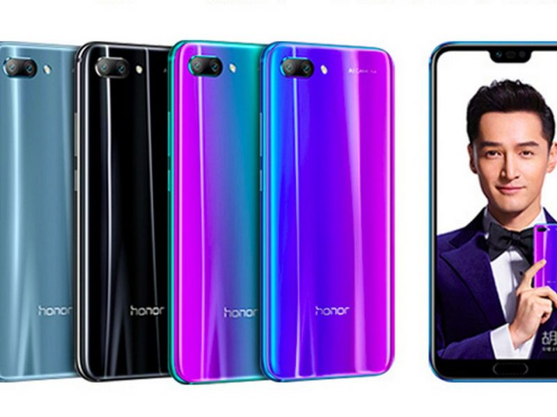 Huawei Honor 10 Launched – Beauty in AI