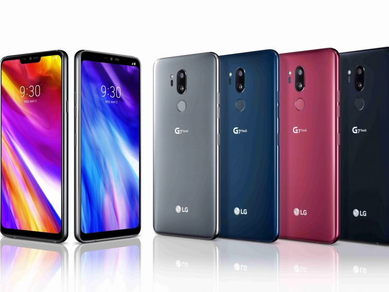 Global Media Sings High Praises For LG G7 ThinQ