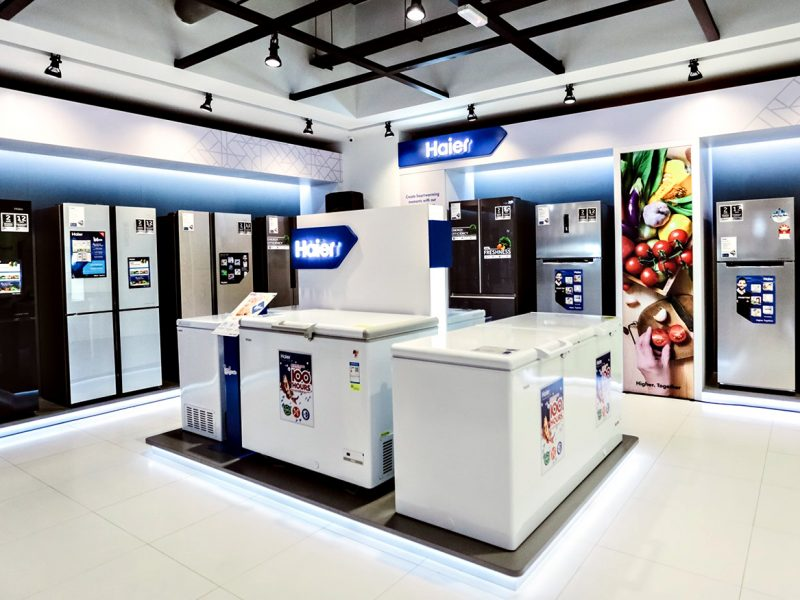 "Haier Unveils ""Haier World of Home Appliances"" in Malaysia"