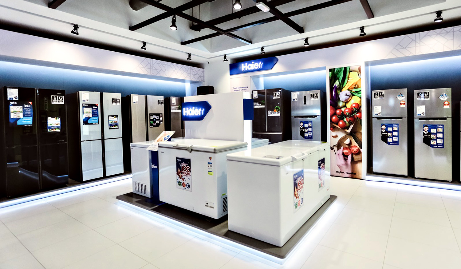 """Haier Unveils """"Haier World of Home Appliances"""" in Malaysia"""