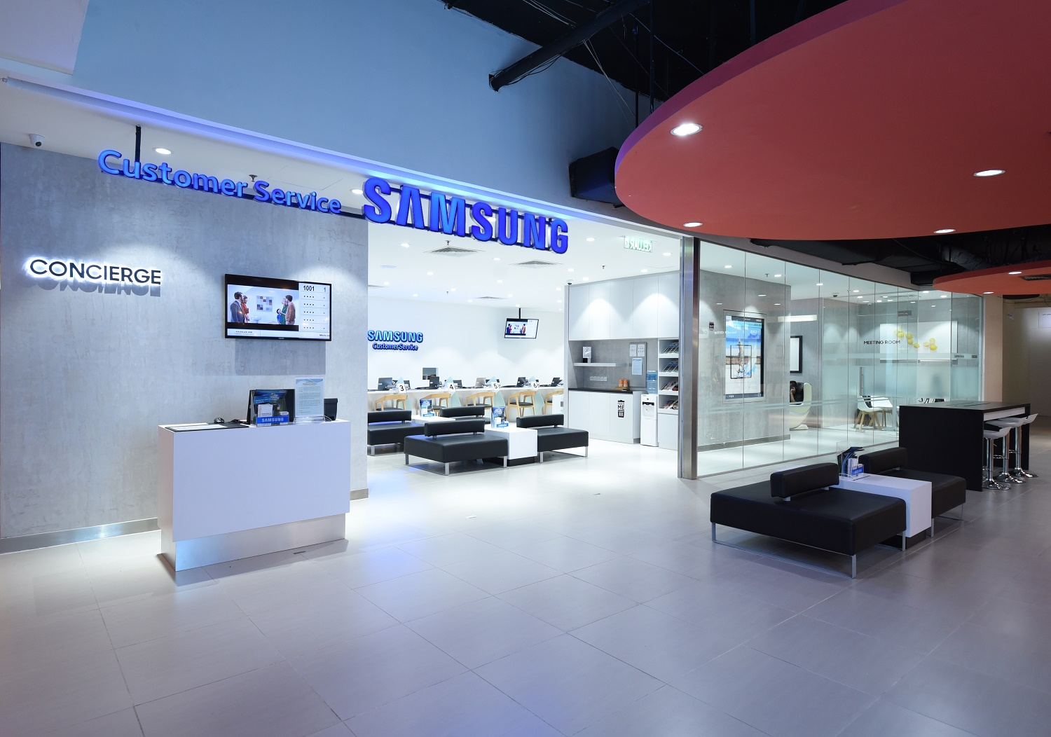 Samsung Concept Customer Care Centre