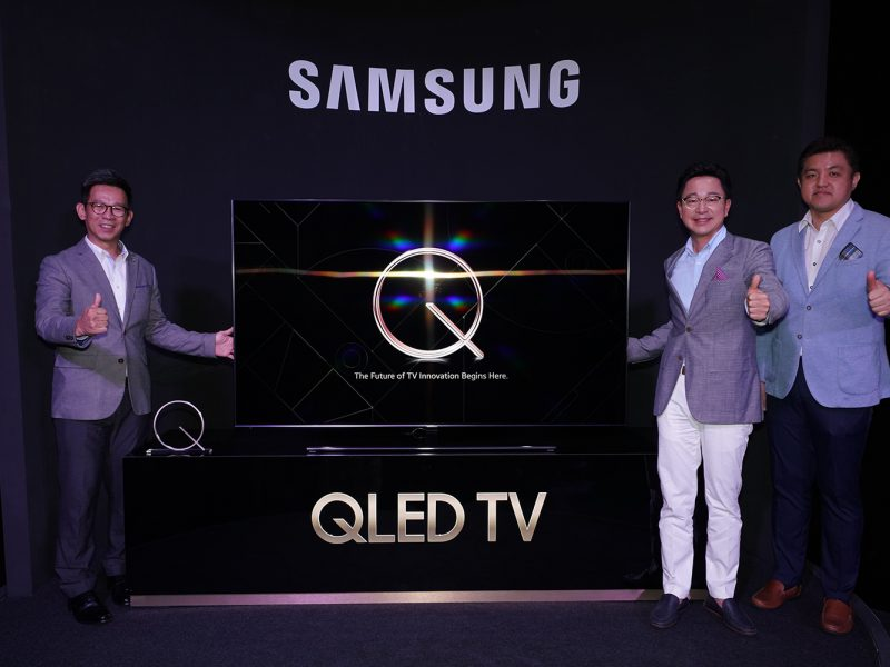 Samsung Introduces 2018 QLED TV – An Era Of Intelligent Display
