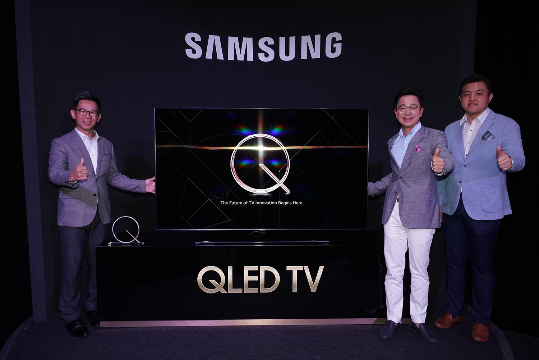 Samsung Introduces 2018 QLED TV – An Era Of Intelligent Display