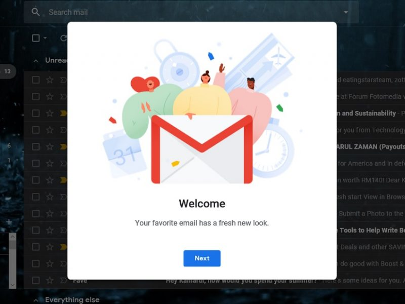 Gmail Has A Fresh New Look, Here's What I Think Of It