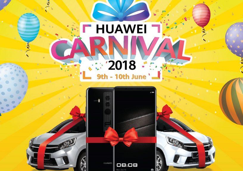 HUAWEI Carnival
