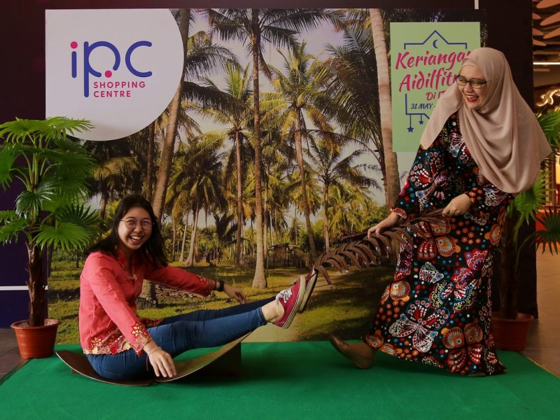 IPC Shopping Centre Brings Keriangan Aidilfitri to the Next Level