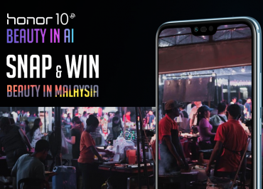Honor 10 Beauty in AI